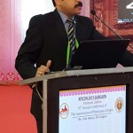 Association of Physicians of India (API) conference, Gurgaon, 2015