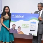 Dr. Mohan's Diabetes Management App Launch