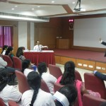 Launch Of Ambulatory Glucose Profile Technology at Dr.Mohan's