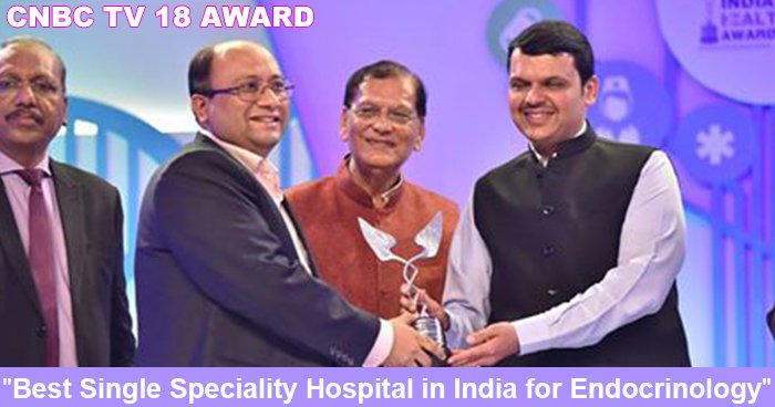 CNBC-TV-18-Award-for-Best-Single-Speciality-hospital-for-Diabetes-and-Endrocrinology-2