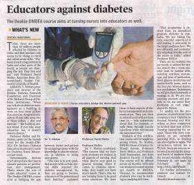 Educators against diabetes