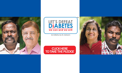Lets defeat Diabetes