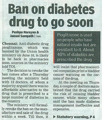 THE TIMES OF INDIA 12.07.20132