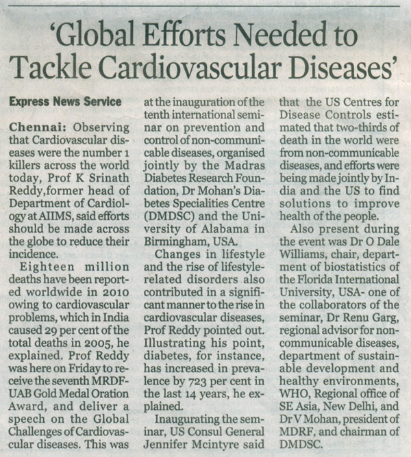 The New Indian Express, Saturday, February 11, 2012