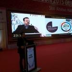 Association of Physicians of India (API) conference, Gurgaon, 2015