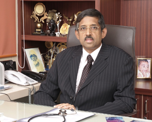 Dr. V. Mohan, M.D.,