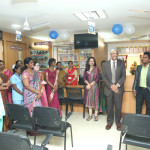 Broadway branch inauguration