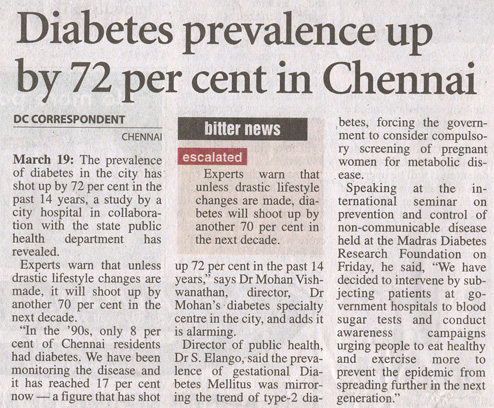 Deccan Chronicle 20 March 10