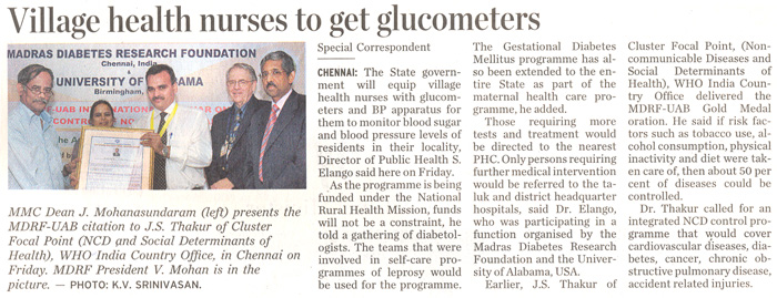 Deccan Chronicle 20 March