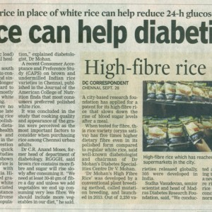 Deccan Chronicle -29 September, 2014