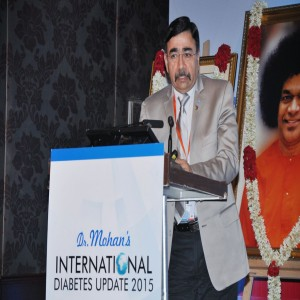 Dr. Mohan's International Diabetes Update 2015