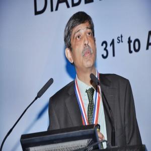 Dr. Mohan's International Diabetes Update 2015 held in Chennai