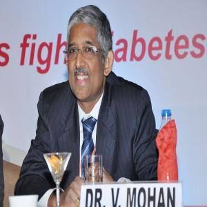 Dr V Mohan