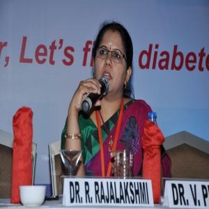 Dr R Rajalakshmi