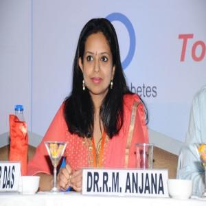 Dr R M Anjana