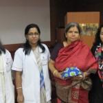 Dr.Mohan's World Diabetes Day Celebrations 2014