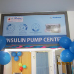 Insulin Pump Center Launch