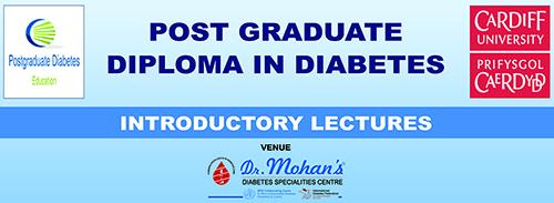 Postgraduate Diploma in Diabetes