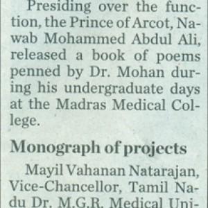 The Hindu, Monday, April 9, 2012