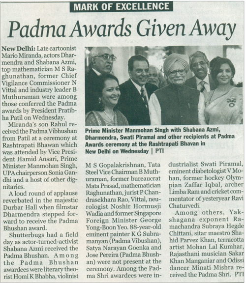 The Indian Express, Thursday, April 5, 2012
