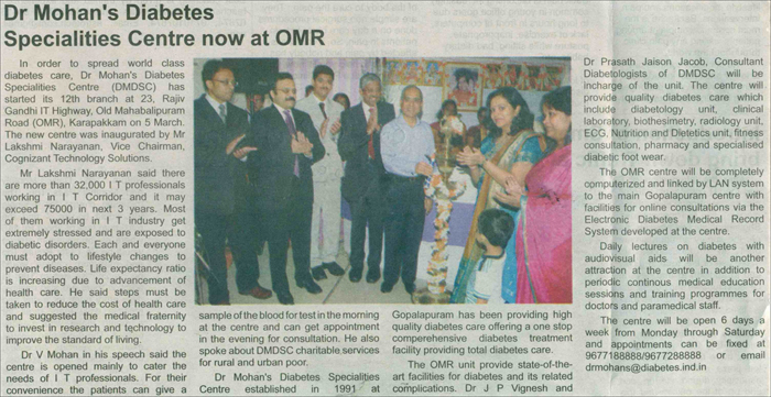 The OMR Express, March 11- 17,2012